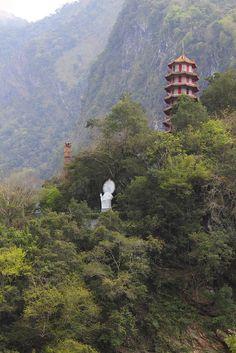 DONE:  Taiwan - Mountain temple
