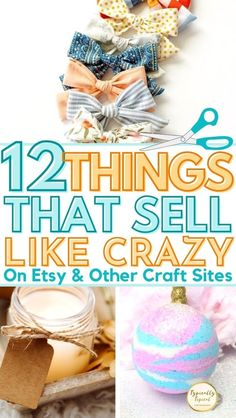 12 Easy DIY Crafts to Make and Sell For Extra Money Online   The Best-Selling Crafts on Etsy!