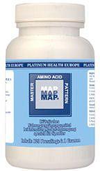 MAP™ Aminosäurenmischung aus den acht essenziellen Aminosäuren more health – more wealth – more life mit www.gesundheits-konzepte.com