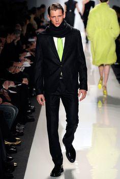 Michael Kors Collection Fall 2009 Ready-to-Wear Fashion Show - Carmen Kass, Noah Mills
