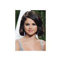 Zooey Deschanel Blunt Bangs - Styles for Long Hair ❤ liked on Polyvore