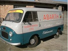 Fiat 110T Abarth Van - Auction 10/1 For Sale by Auction (1959)