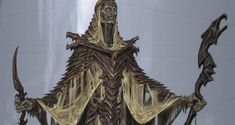The Elder Scrolls V: Skyrim - Where to Find and How to Successfully Defeat a Dragon Priest Skyrim Tips And Tricks, Dragon Priest, Skyrim Dragon, Elder Scrolls Skyrim, Lion Sculpture, Fandoms, Warriors, Tattoo Ideas, Video Games