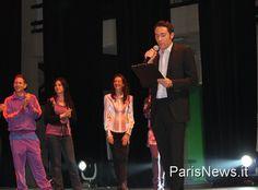 ParisNews, news web site. Italy. Created by Francesco Paris