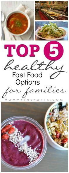 Best diet options fast food