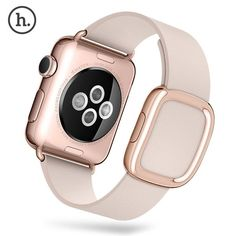 Here We bring you this apple watch modern buckle leather band that is so special, so powerful, and so beautiful that your apple watch will definite need it. - Compatible: 38mm or 42mm of Apple Watch S
