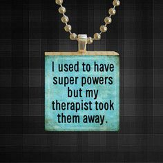 Super Powers Gone.... :(