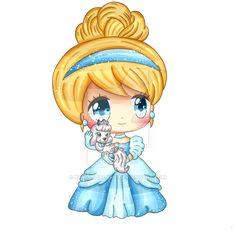 This is Cinderella- a commission I did for Cynthiabelle I hope you like it. Cinderella and Pumpkin Disney Princess Drawings, Disney Princess Cinderella, Disney Drawings, Cute Drawings, Kawaii Disney, Baby Disney, Arte Disney, Disney Art, Disney Pixar