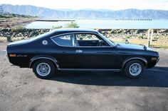 Mazda RX-4 Right Hand drive. My 1976 RX-4 was a Mean Green high powered machine.