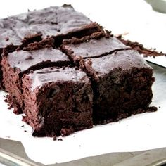 Flourless Brownies