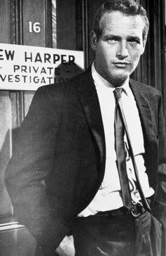 Paul Newman. Why aren't men handsome gentlemen anymore?
