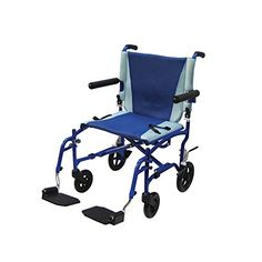 Drive Medical Transport Chair Blue ** Locate the offer simply by clicking the VISIT button