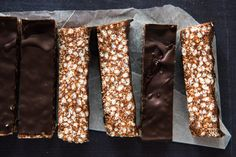 Quick and Easy Chocolate Crackle Slice