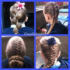 Various styles for kids