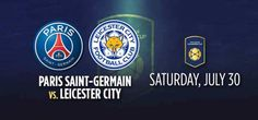 PSG vs Leicester live