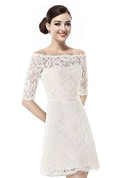 Bridal Dresses, Wedding Gowns, Robes Vintage, Half Sleeves, Bridal Style, Marie, Fashion Beauty, Formal Dresses, Women