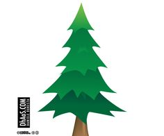 Christmas Tree Vector Image Free Download Santa Hat Clipart, Santa Claus Vector, Vector Free Download, Free Vector Art, Free Vector Images, Png Vector, Christmas Tree Silhouette, Xmas Baubles, Silhouette Clip Art