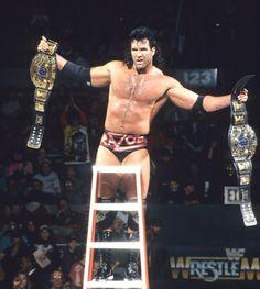 Razor Ramon vs Shawn Michaels: Wrestlemania XII