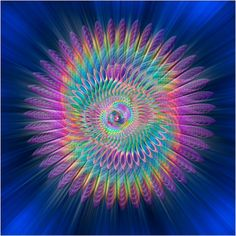 Sacred Geometry 87 by Endre Balogh