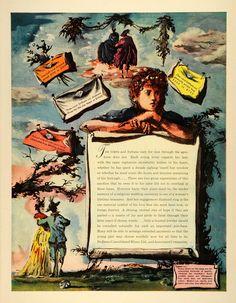 1949 De Beers ad