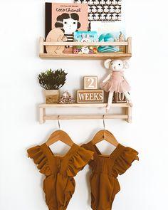Clean + Neutral Nursery for Twin Girls - Project Nursery