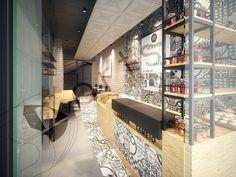 Interior design by Interarkitekts