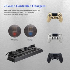 Laptop Notebook Consoles USB RGB LED Cooler Pad Stand Accessories