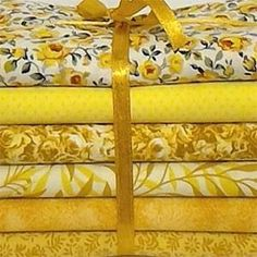 Liberty Quilt, Yellow Cottage, Quilled Paper Art, Bedroom Decor For Couples, Quilt Material, Brocade Fabric, Fabric Storage, Fabric Wallpaper, Mellow Yellow