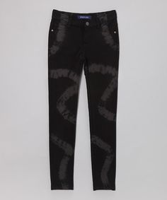 7fe774ab Take a look at this Gunmetal Invade Pants - Girls by Vigoss on #zulily today