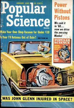 Popular Science - (January 1965)