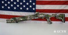 Multicam 870 Shotgun