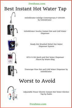 9 Best Instant Hot Water Taps, Plus 1 to Avoid Buyers Guide) Coffee Detox, Detox Tea, Winter Drinks, Summer Drinks, Chai Tea Recipe, Latte Recipe, Vanilla Chai Tea, Best Mixed Drinks, Hot Water Dispensers