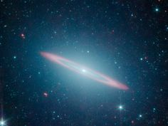 The Sombrero Galaxy's Split Personality    http://www.nasa.gov/mission_pages/spitzer/multimedia/pia15426.html    Credit: NASA/JPL-Caltech