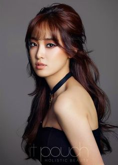 After School's Jooyeon is an elegant model for It Pouch - Latest K-pop News - K-pop News | Daily K Pop News