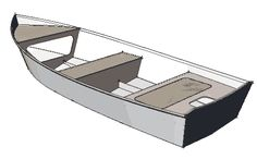 Fast Skiff 12 – Study Plans – Hobbies paining body for kids and adult Canoe Plans, Wooden Boat Plans, Wooden Boats, Building A Dock, Boat Building Plans, Aluminum Fishing Boats, Small Fishing Boats, John Boats, Study Plans
