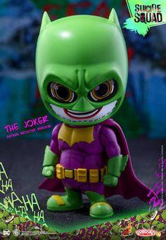 Cosbaby : Suicide Squad - Joker Batman