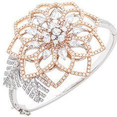 Nirav Modi Lotus Collection Bracelet
