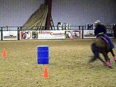 Barrel Racing Clinic 2010 Exercise # 4.MOV Barrel Racing Exercises, Barrel Racing Tips, Horse Exercises, Barrel Racing Horses, Barrel Horse, Horse Riding Tips, Horse Tips, Cute Horses, Horse Love