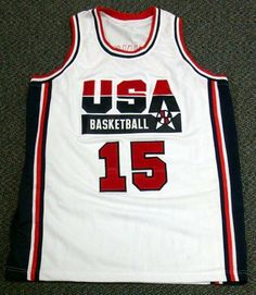 This is a Team USA Jersey that has been hand signed by Magic Johnson. It  has been authenticated by PSA DNA and comes ... 5a6c92996