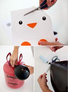 globos-de-pinguinos-y-osos-como-hacer-pinguino-444x600