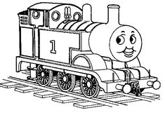 Free Printable Train Coloring Pages For Kids   Trains party ...