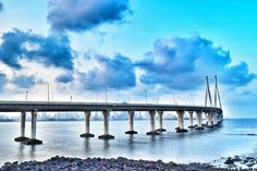 Bandra Worli-Sealink #mumbai