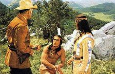 Winnetou and schwester | Old Surehand und Winnetou haben beobachtet, wie der ...