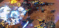 It's it's a Spartan Blitz: Halo Wars 2 open beta live