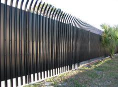 Impasse II High-Security Palisade Fence