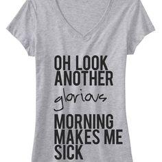 "Hocus pocus t-shirt ""glorious morning"" #hocuspocus"