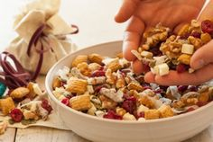 Holiday Trail Mix | Whole Foods Market