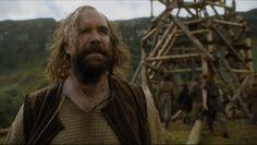 "Sandor Clegane ""The Hound,"" Game of Thrones Season 6 Episode 7"