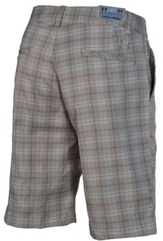 Under Armour Men's UA Golf Plaid Regular Fit « Impulse Clothes