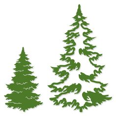 fir TREE stencil MASK - Google Search